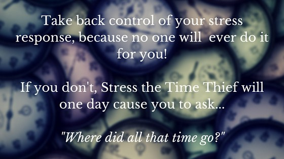 final stress blog quote