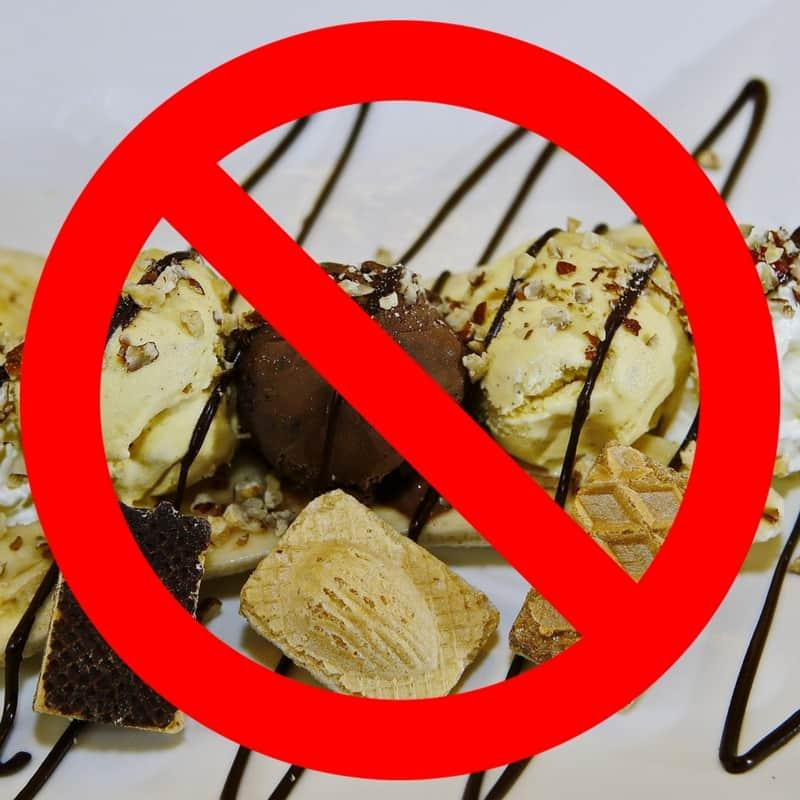 No dessert - Bridgette blog